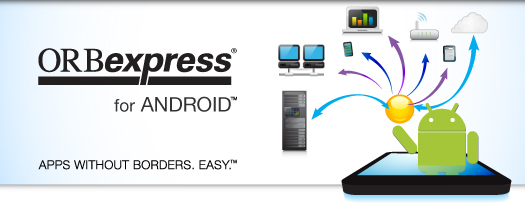 ORBexpress for Android