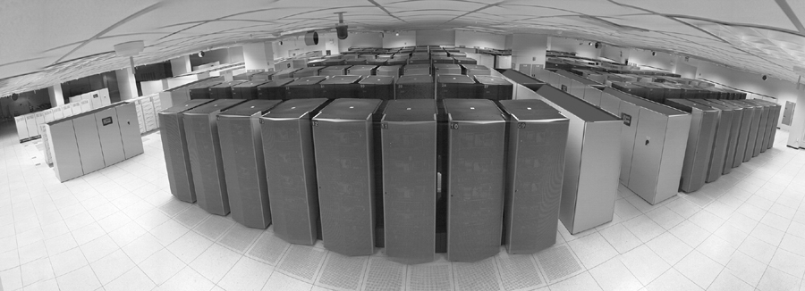 National Ignition Facility Servers